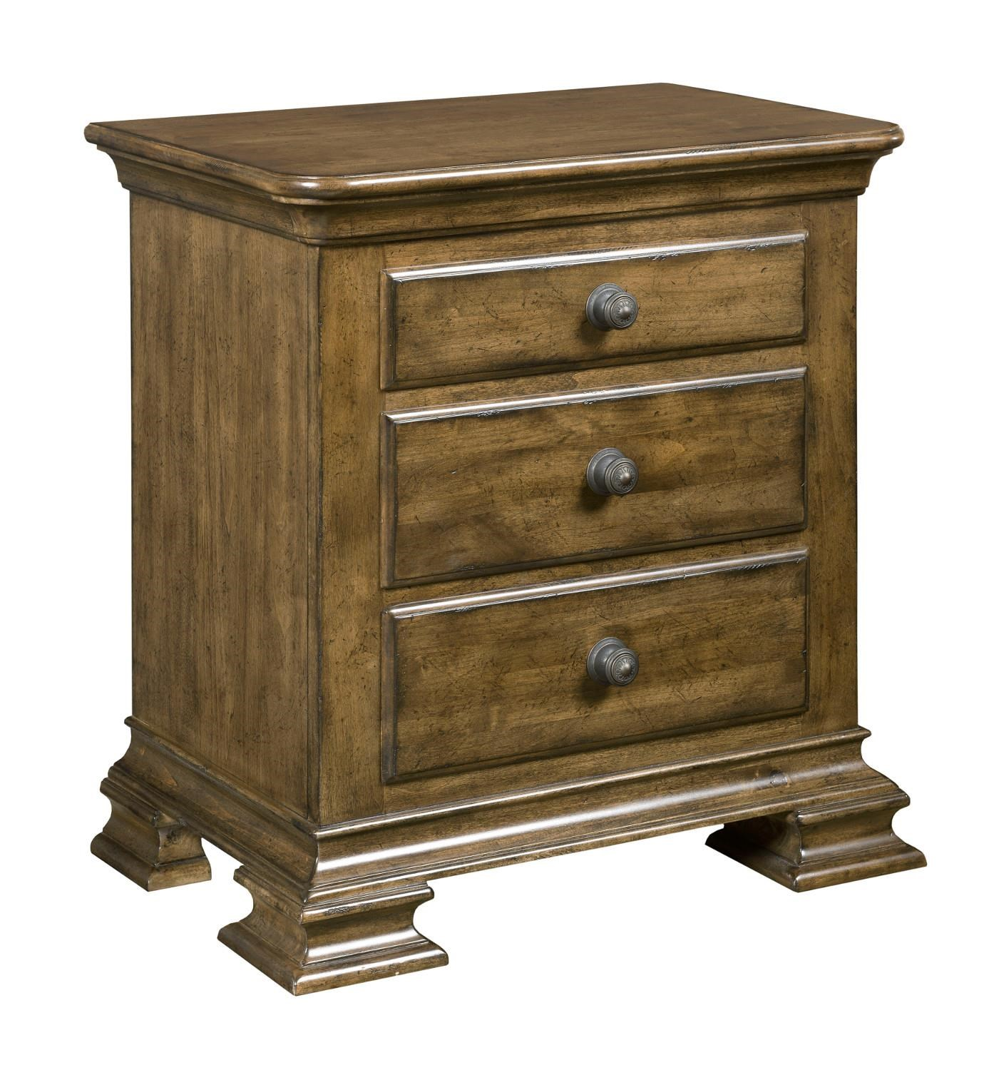 Kincaid Furniture Portolone 95 141 Traditional Solid Wood