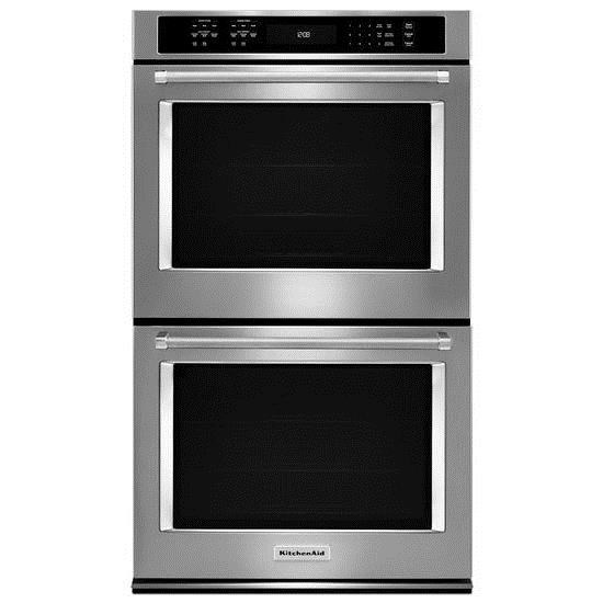 built in electric double ovens 30 10 cu ft double wall oven