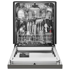Kitchen Aid Dishwashers Solid Color Rugs Kitchenaid 46 Dba Dishwasher With Prowash Cycle And Printshield Dishwashers46