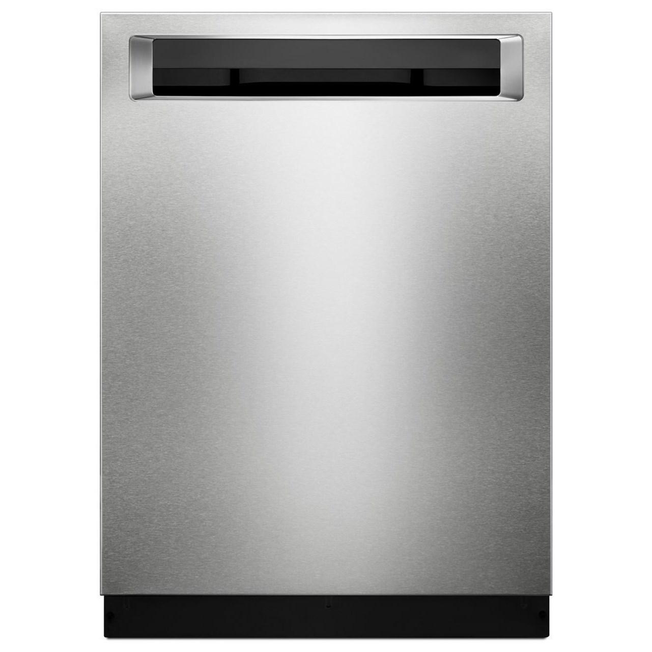 kitchen aid dishwashers liquidators kitchenaid kdpm354gps44 dba with clean water wash system dishwashers44