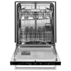 Kitchen Aid Dishwashers Modular Kitchens Kitchenaid Kdtm354ebsenergy Star 44 Dba Dishwasher With Clean Water Dishwashersenergy