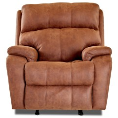 Klaussner Rocking Chair Velvet High Back Averett Casual Swivel Glider Recliner Novello Home Averettswivel Gliding