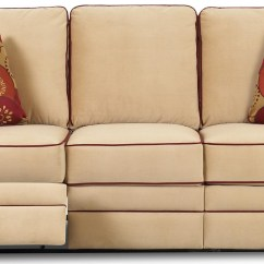 Klaussner Grand Power Reclining Sofa Cushion In Chinese Belleview Transitional Dual Van Hill