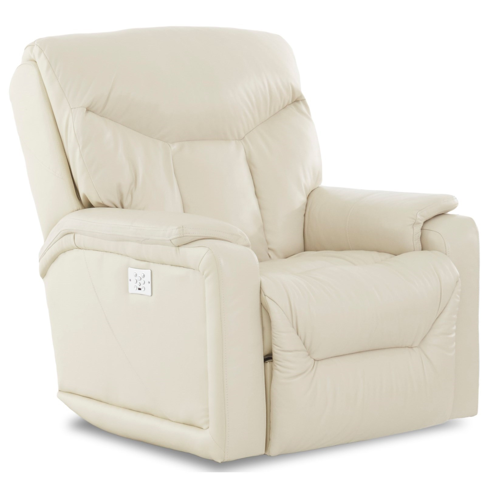 Swivel Rocker Recliner Chair Klaussner Bugatti Casual Swivel Rocker Recliner Morris Home