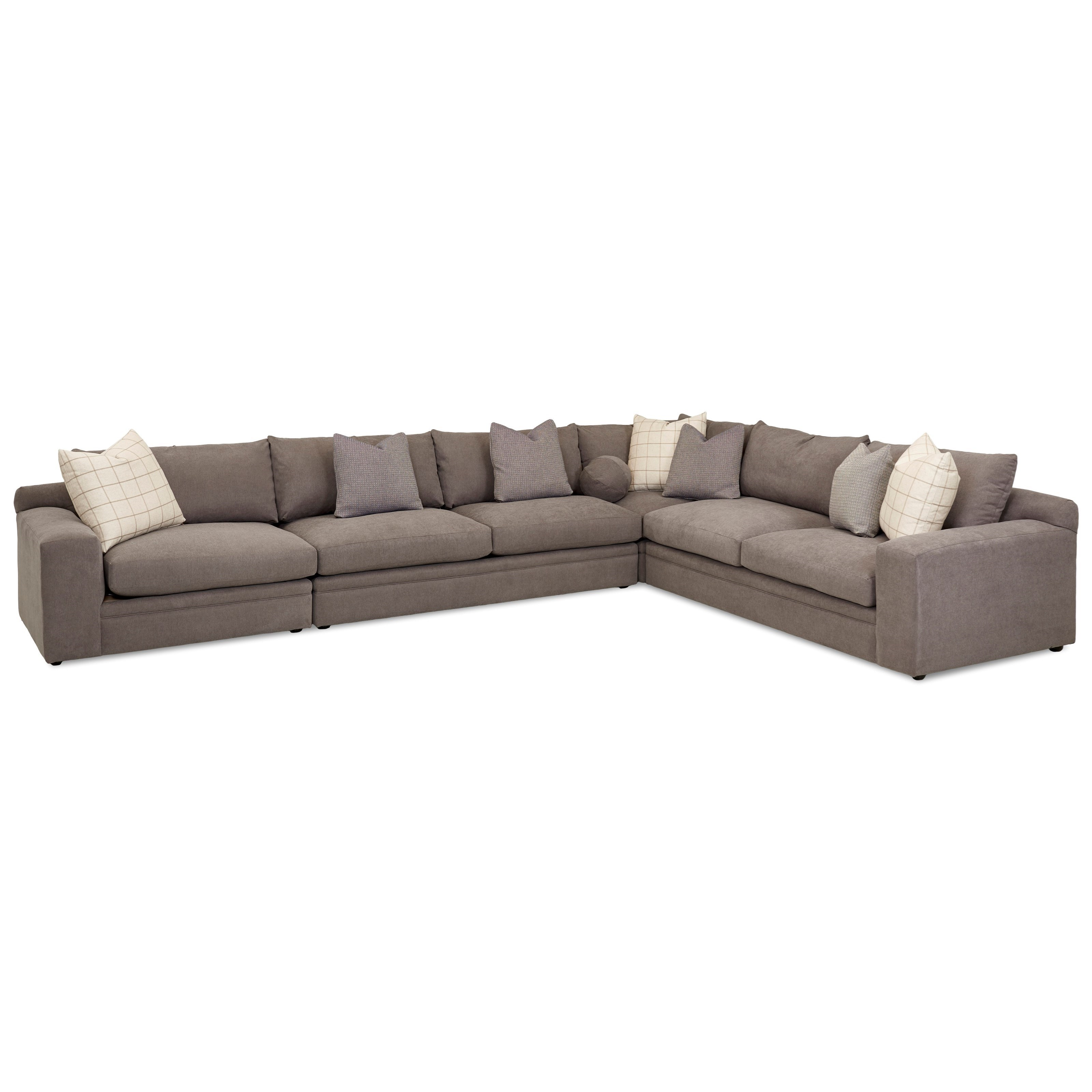 al s chairs and tables used chair covers on ebay klaussner casa mesa casual four piece sectional sofa with laf dunk bright furniture sofas
