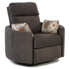 Modern Leather Recliner Swivel Chair Ikea Poang Weight Limit Suri Contemporary Power Reclining Rotmans Three Way