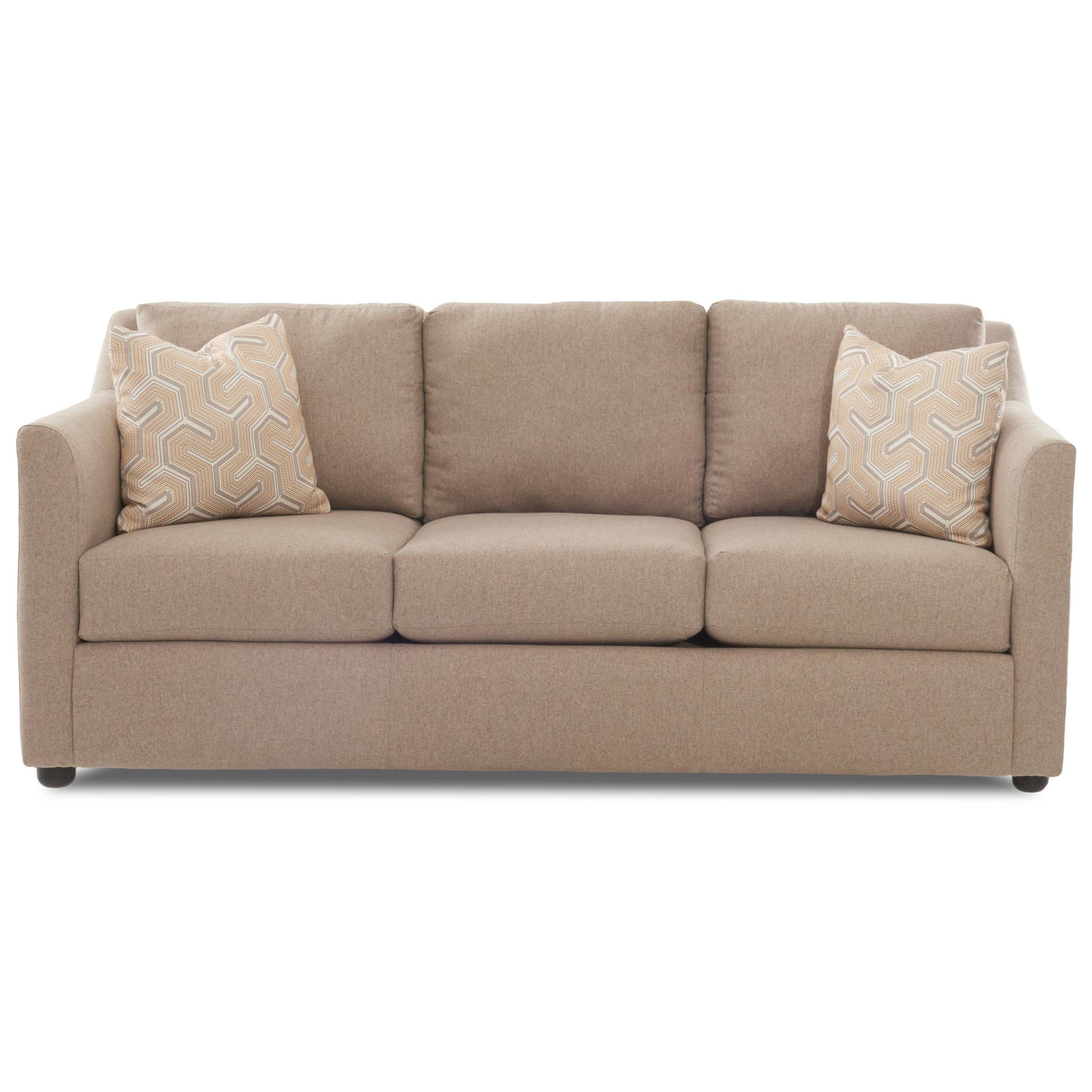 foam sofa sleeper scala leather furniture village klaussner del mar enso memory queen value city marenso