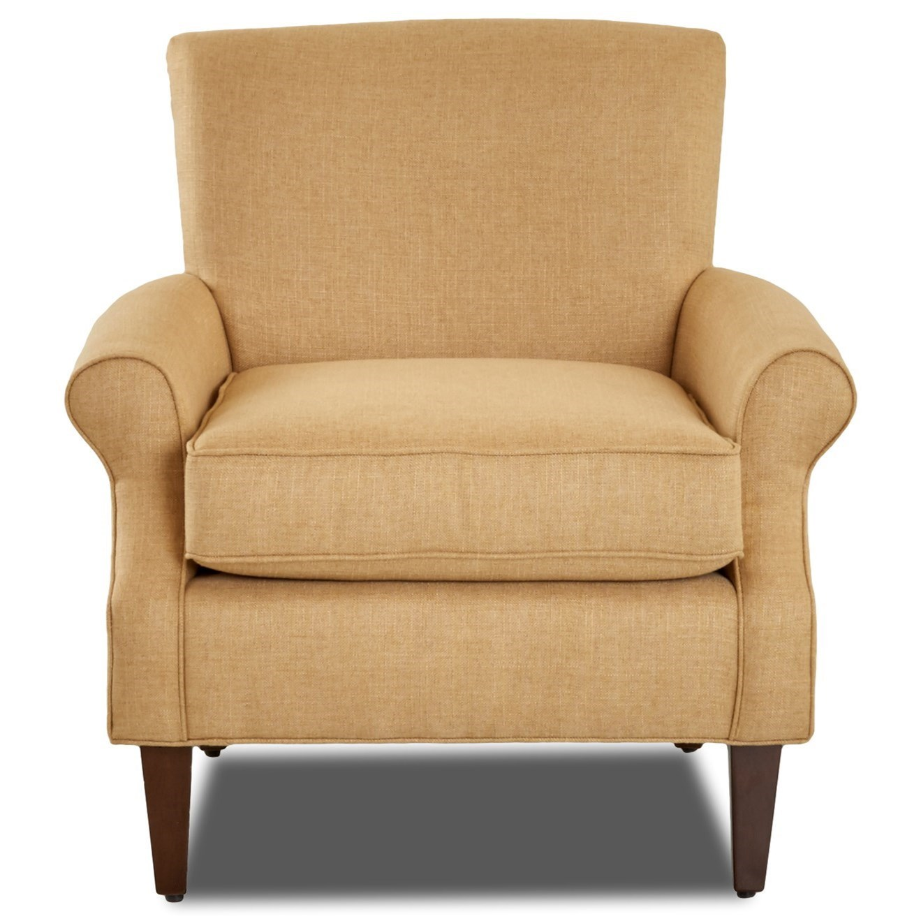 Value City Chairs Klaussner Chairs And Accents Casual Accent Chair Value City