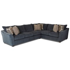 Sectional Sofa Value City Furniture Can You Dye Leather Sofas Klaussner Pinecrest Two Piece With Right Corner Pinecrest2 Pc