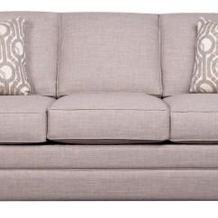 Queen Sleeper Sofa Memory Foam Mattress Diy Outdoor Bed Elliston Place Vera With Morris By
