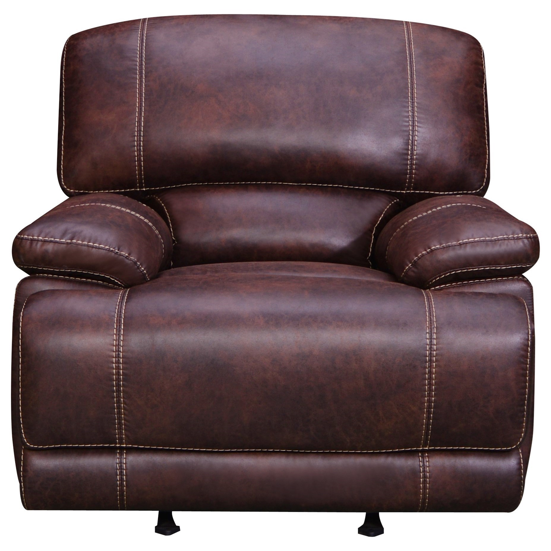 glider recliner chair office dimensions klaussner international foster royal fosterglider