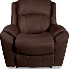 Lazy Boy Recliner Chair Best Fabric For Dining Chairs La Z Barrett Casual Reclina Rocker With Pillow Arms By