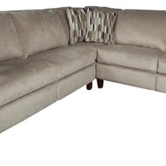 E Saving Sectional Sofas Sofa Recliner Bed La Z Boy Edie Power With Decorative Accent Pillows By