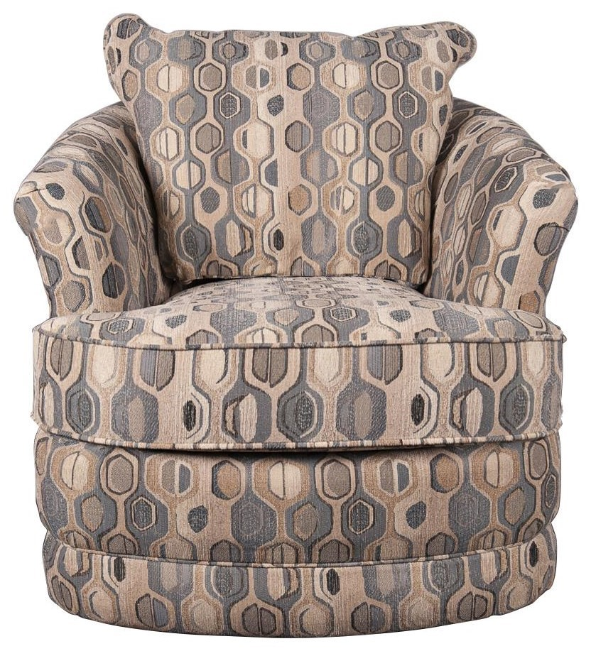 Lazy Boy Swivel Chair Fresco Swivel Chair By La Z Boy At Morris Home