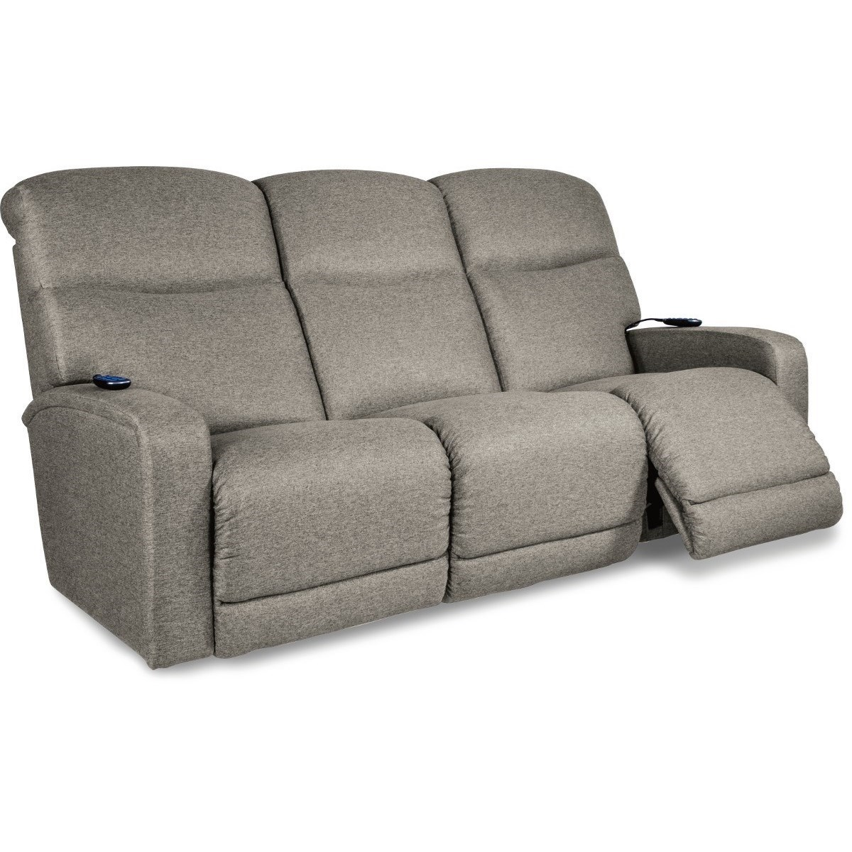 sofa world recliner chairs design your own sectional canada la z boy levi contemporary power recline xrw reclining with headrests and lumbar