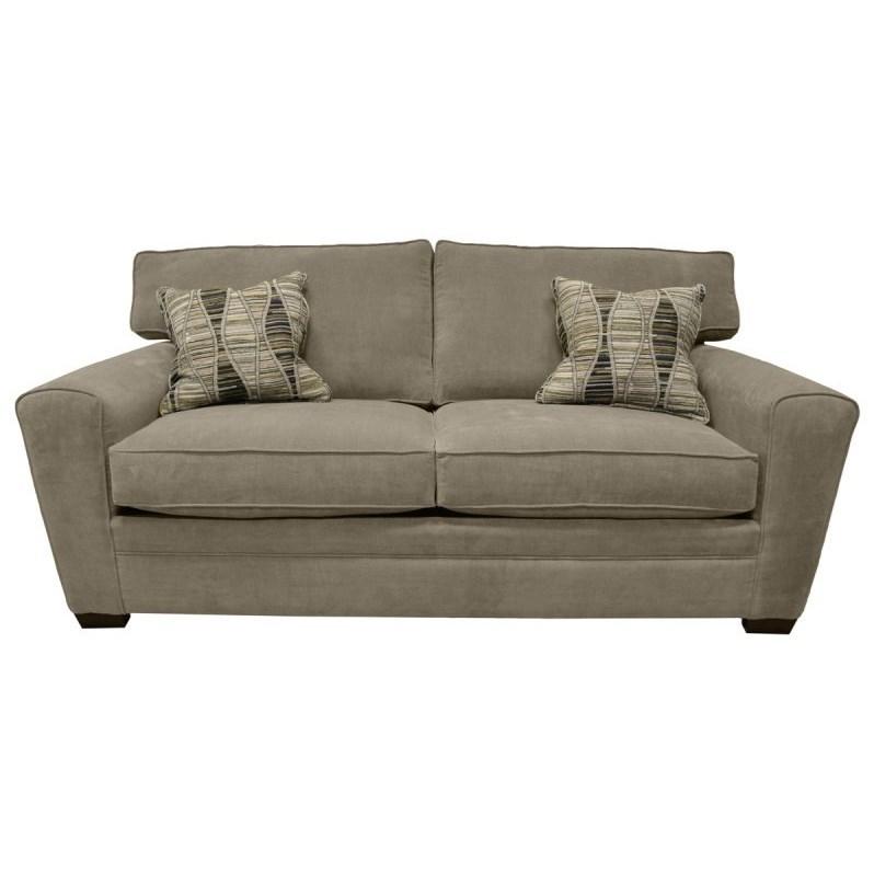 sofa bed with innerspring mattress htl recliner singapore lacrosse brooklyn full sleeper sadler s