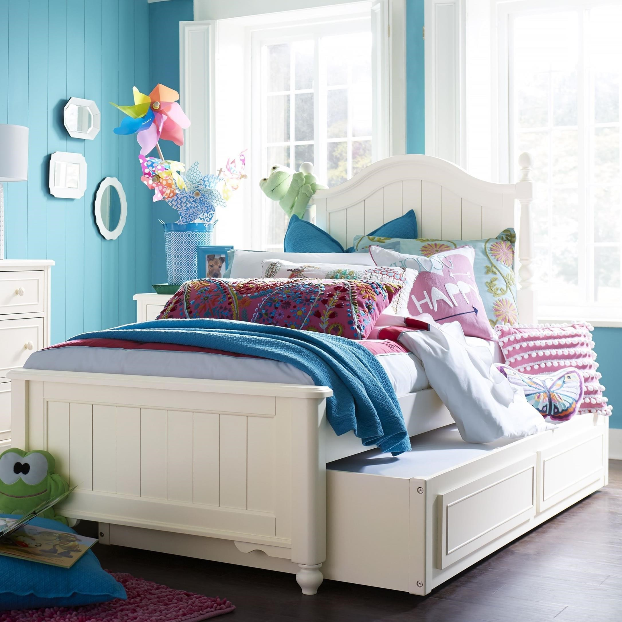 summerset full bed with trundle