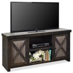 Legends Furniture Jackson Hole Rustic 65 Inch Tv Console With Metal Door Panels Wayside Furniture Tv Stands