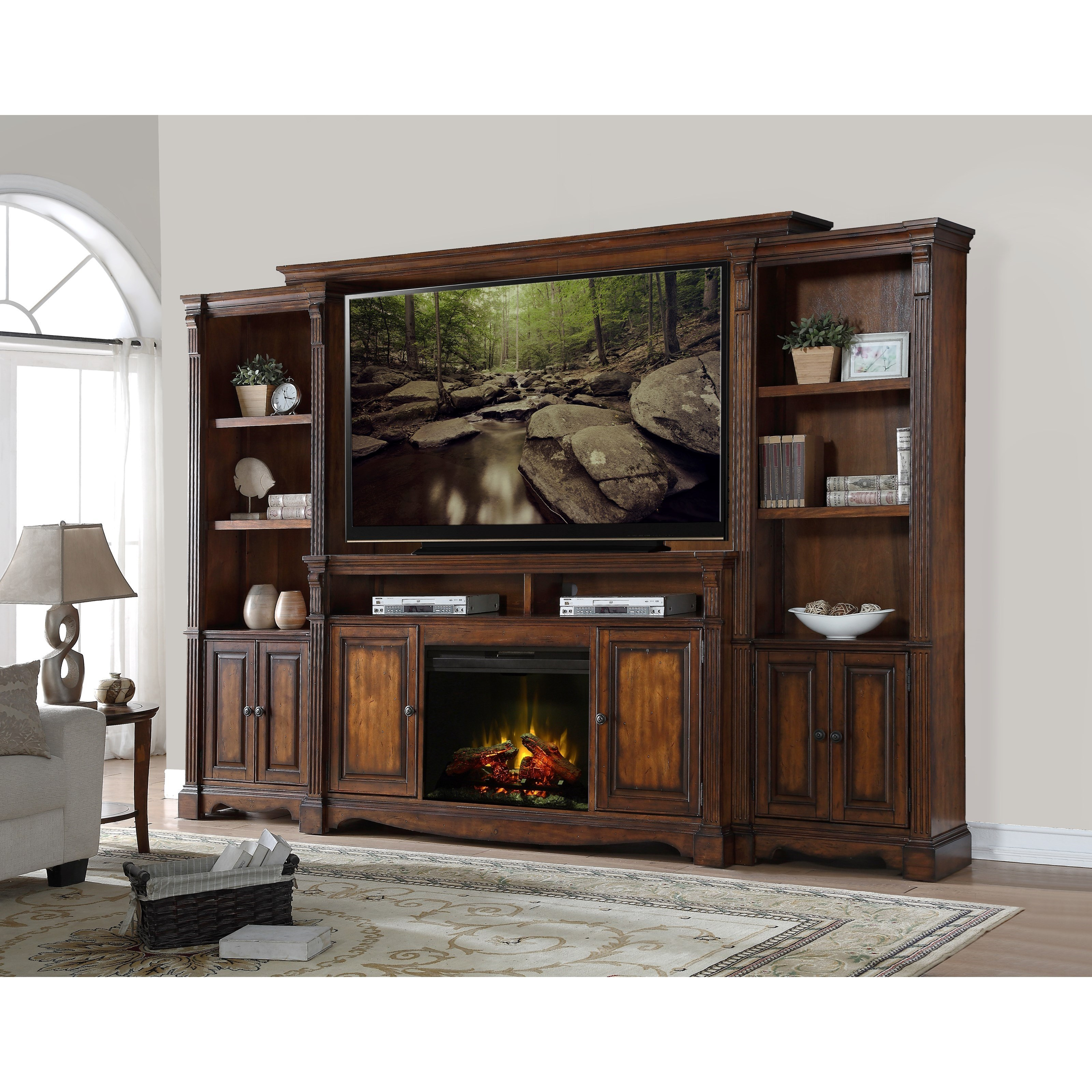 home entertainment fireplace living room furniture decorating ideas for with dark gray walls legends parliament zpar 1001 traditional parliamentparliament wall