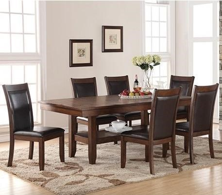 Dining Room Chair Sets Restoration 7 Piece Table Chair Set By Legends Furniture At Van Hill Furniture