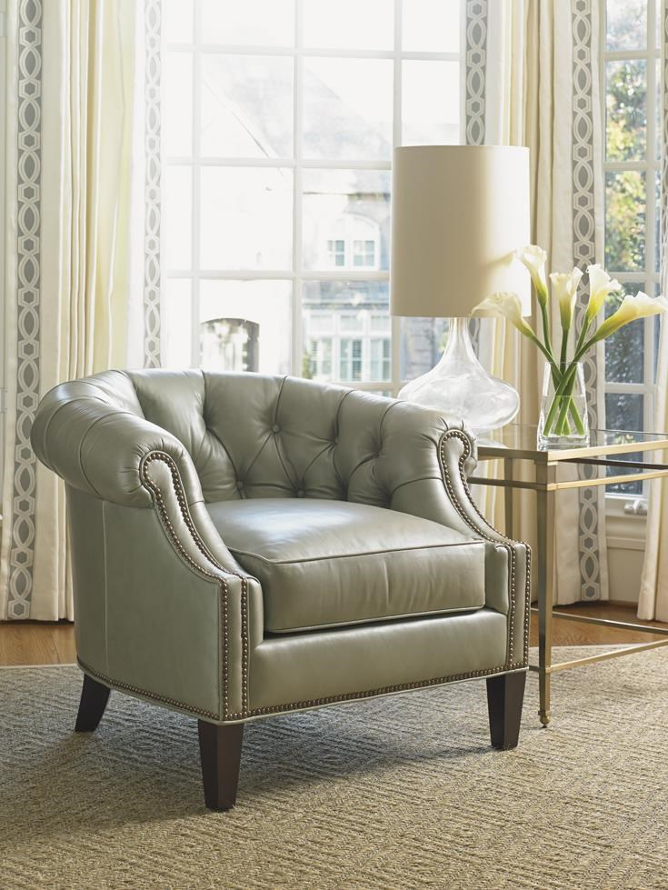 kendrick sleeper chair and a half chicco travel high lexington kensington place transitional button tufted club placekendrick