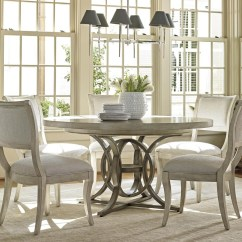 Lexington Dining Chairs Gesture Chair Review Oyster Bay Six Piece Set With Calerton Table And Bay6 Pc