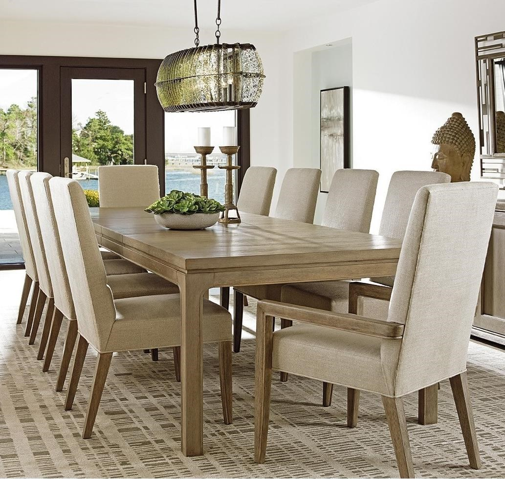 lexington dining chairs kitchen table 2 shadow play eleven piece set with concorde play11 pc