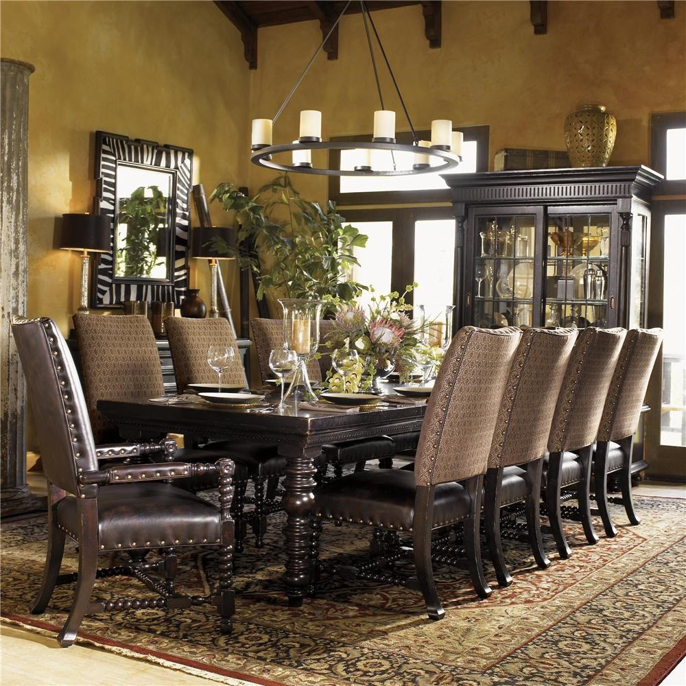king furniture dining chairs the chronicles of narnia silver chair wiki tommy bahama home kingstown rectangular pembroke set baer s kingstownpembroke