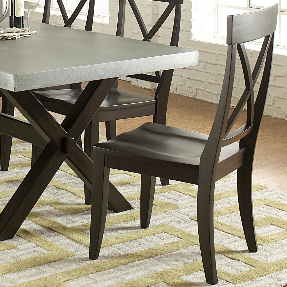 liberty dining chairs luxury office india furniture keaton ii x back side chair wayside