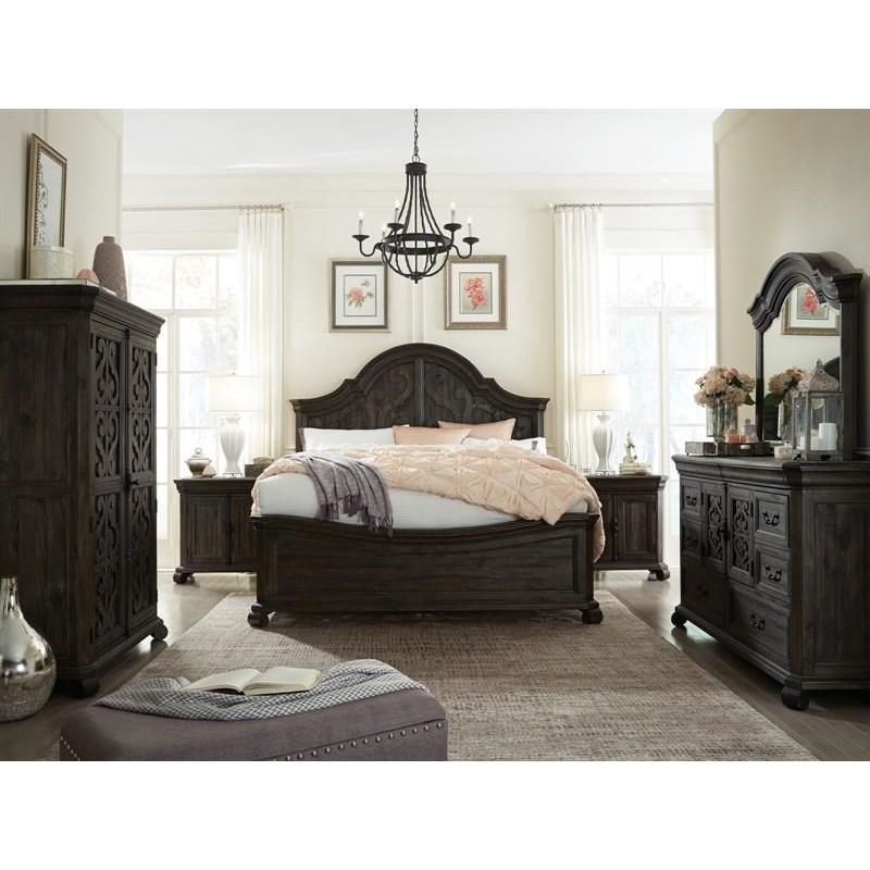 bellamy cal king bedroom group