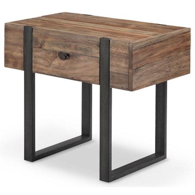 prescott t4344 chairside end table