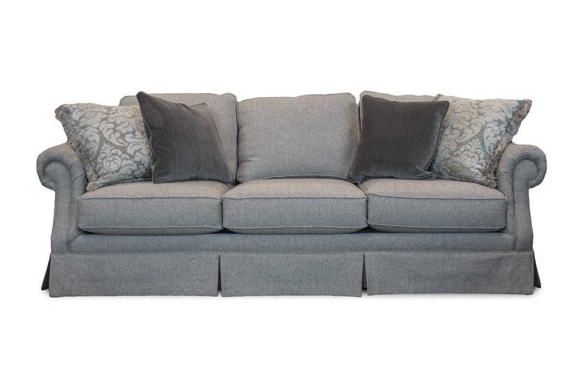 ethan allen slipcover sofa reviews black grey bed skirted sofas houzz - thesofa