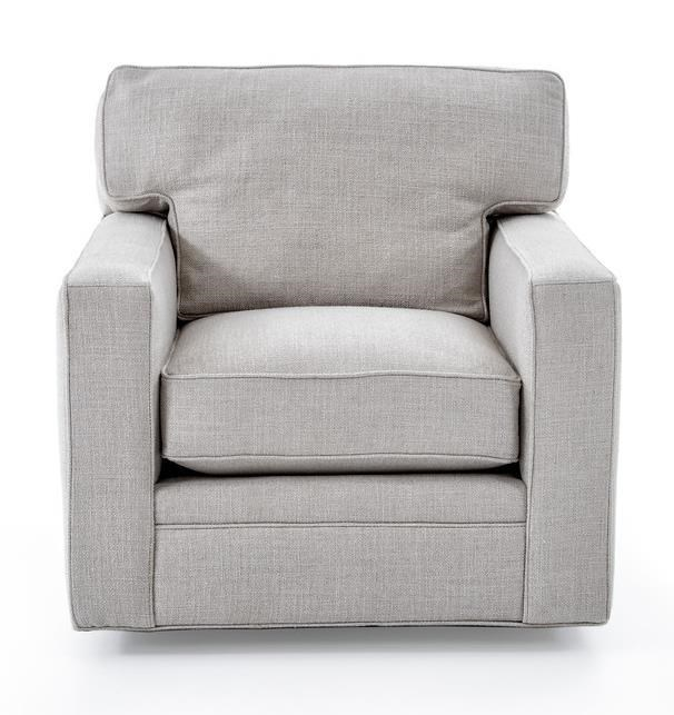 swivel upholstered chairs where to buy a bungee chair freestyle collections 0693 csb trinidad putty contemporary
