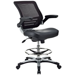Modern Drafting Chair Big Lots Dining Room Chairs Modway Edge Value City Furniture Office By