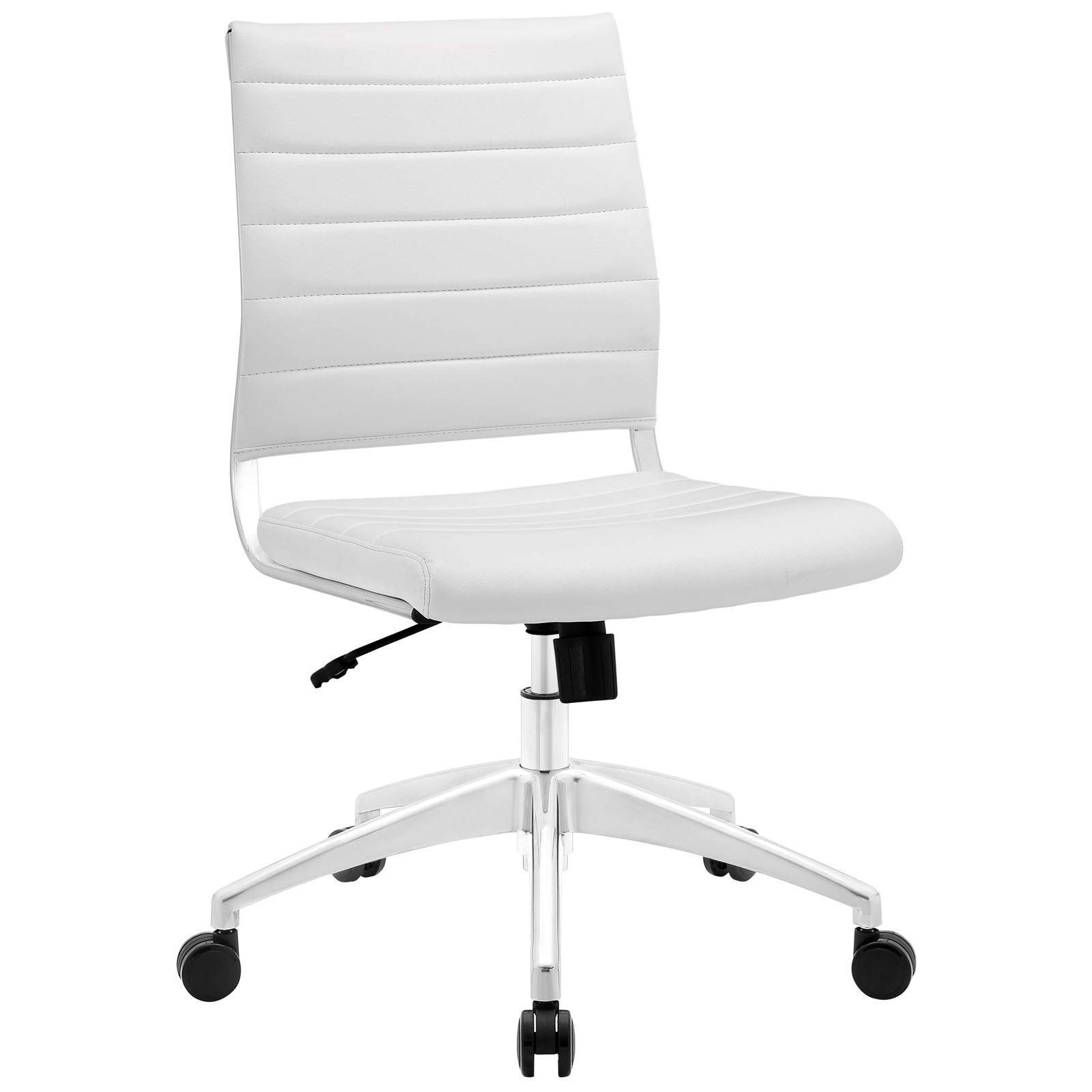 office side chairs ikea bar table and modway jive armless mid back chair value city furniture by