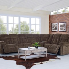 Sofa Rph Comfortable New Classic Laura Casual Power Reclining Sectional With Headrests Dunk Bright Furniture Sofas