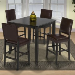 Small Pub Table And Chairs Stapleford Ergonomic Executive Chair New Classic Style 19 Upholstered