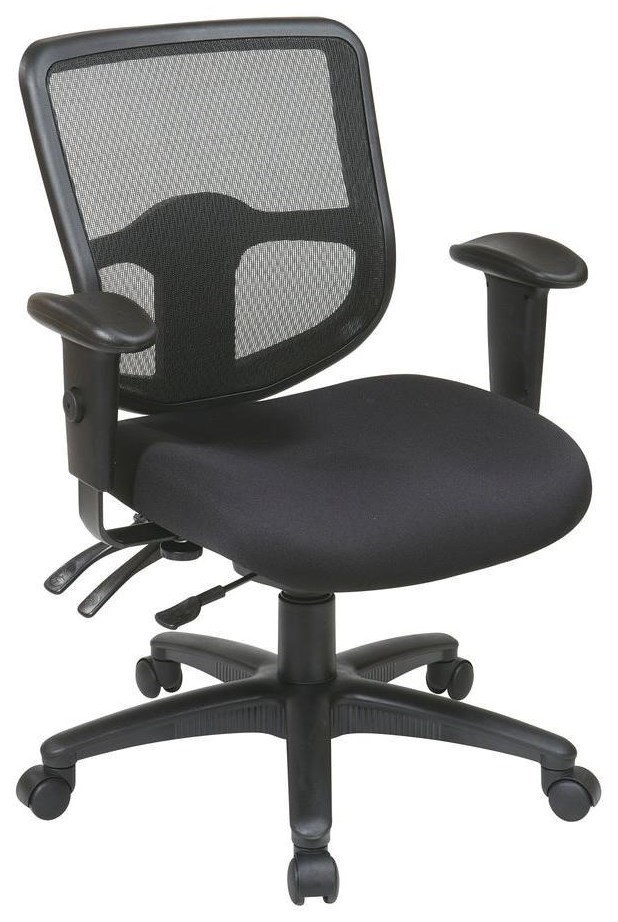 Task Chairs With Arms Office Chairs Ergo Task Chair W Adj Arms By Office Star At Becker Furniture World