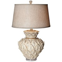 Pacific Coast Lighting Table Lamps Artichoke W/Acrylic ...
