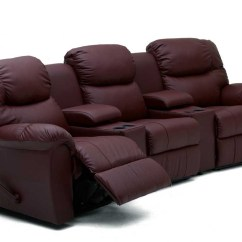 Home Theater Reclining Sectional Sofa And Love Seat Covers Palliser Regent Three Recliner Dunk Bright Furniture Sofas