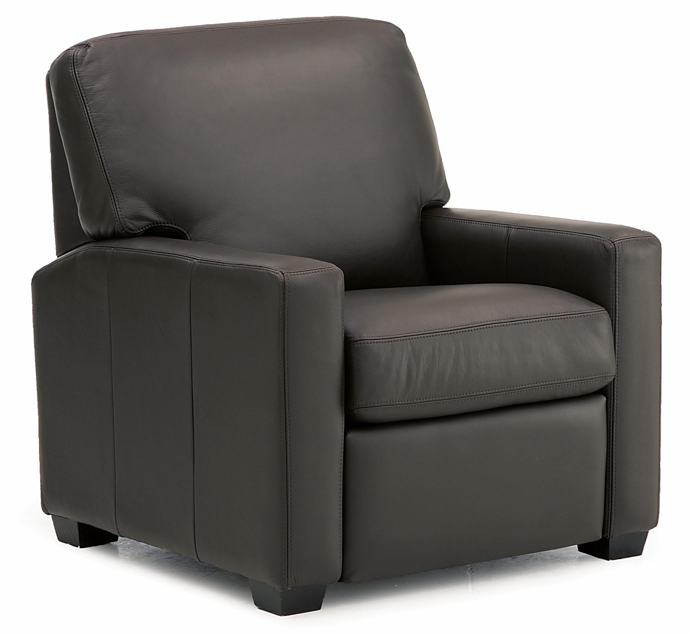push back chair computer ball palliser westend contemporary pushback boulevard home furnishings high leg recliners