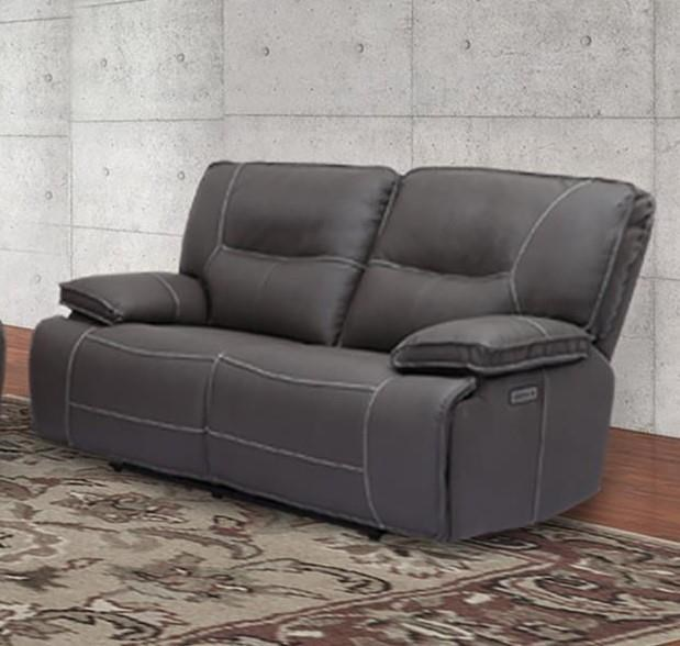 spartan spartan power reclining loveseat