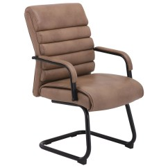 Office Side Chair U Shaped Cover Desk Chairs Guest With Breuer Base Rotmans