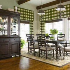 Paula Deen Table And Chairs Big Round By Universal Home Mike S Dining Arm Chair With Shown As Part Of Set