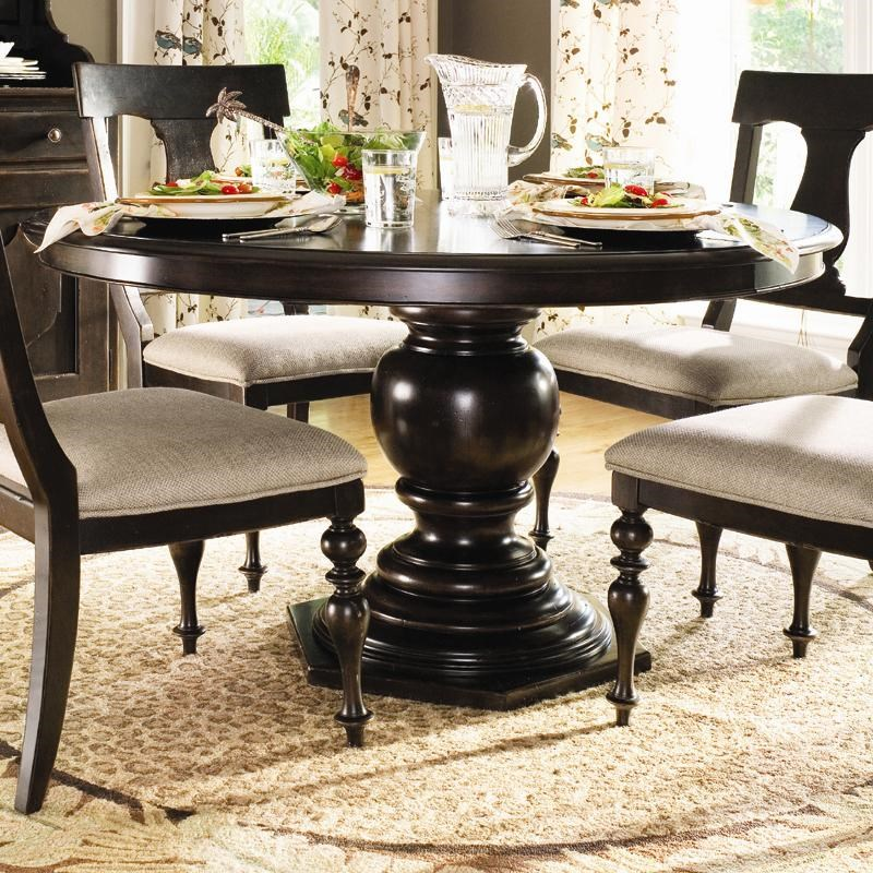 paula deen home living room furniture decor with grey couches by universal round pedestal table homeround