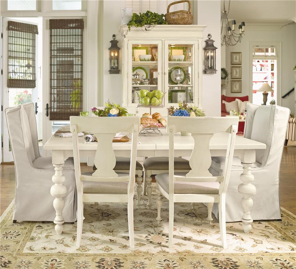 paula deen table and chairs how to hang a hammock chair by universal home 996680c buffet hutch china shown with set