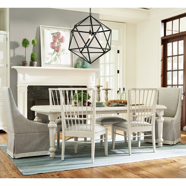 paula deen table and chairs folding chair online flipkart by universal bungalow seven piece dining set with two 18 bungalowseven