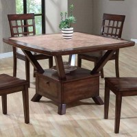 Dining Table With Storage Base - Home Ideas