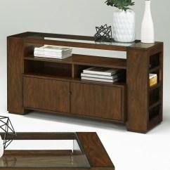 How To Make A Sofa Table Top Le Corbusier Progressive Furniture Contempo Console With Storage