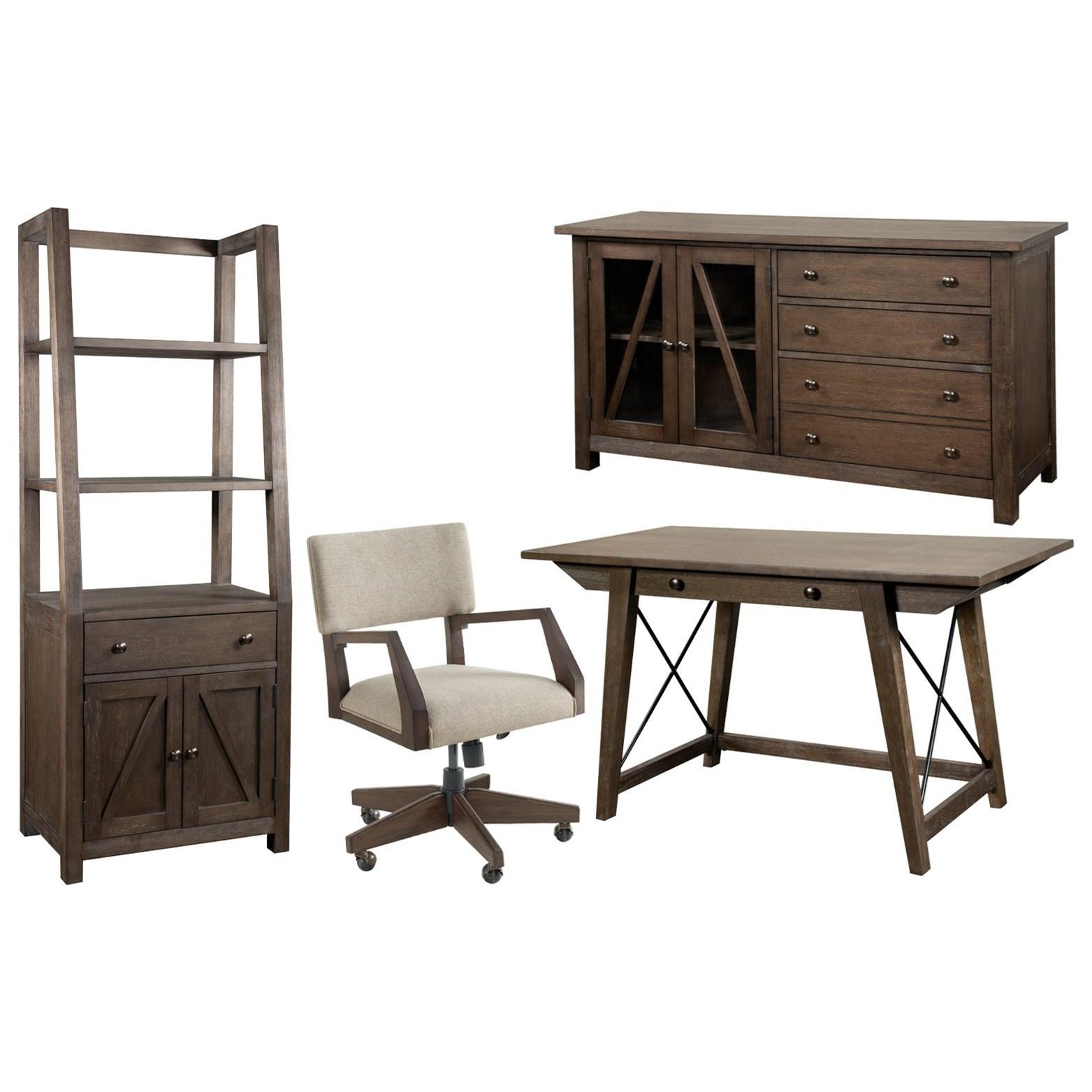 Riverside Furniture Sheffield Transitional Writing Desk With Drop Front Drawer Wayside Furniture Table Desks Writing Desks